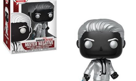 Spider-Man Mister Negative Pop! Vinyl Figure #398