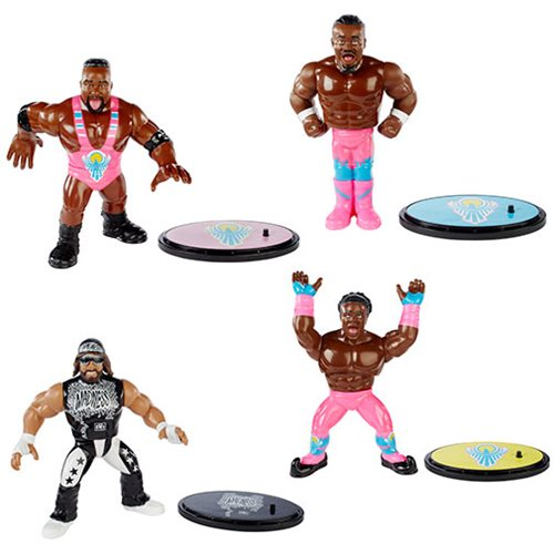 WWE Retro App Action Figure Wave 3 Case – Free Shipping
