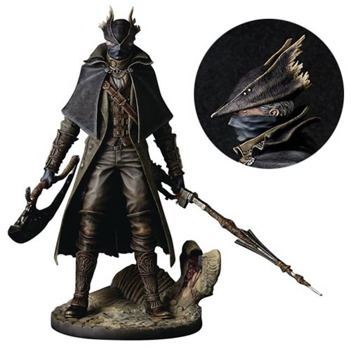 Bloodborne Hunter 1:6 Scale Statue – Free Shipping