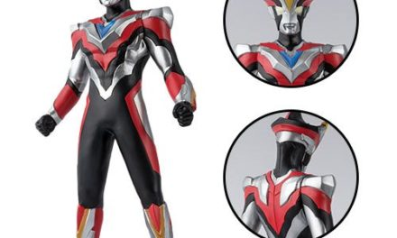 Ultraman Ultraman Victory Bandai Sofvi Spirits Vinyl Figure
