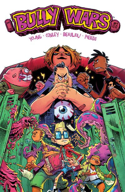 Bully Wars #1 (Cover A – Conley)