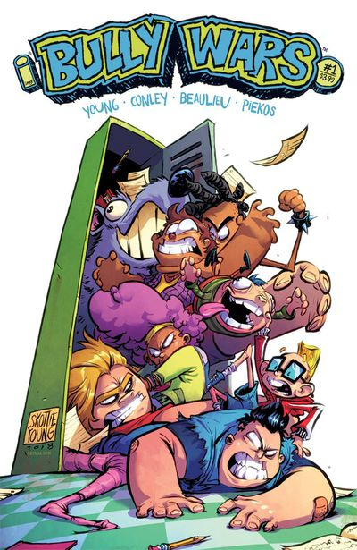 Bully Wars #1 (Cover B – Young)