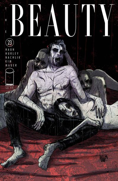 Beauty #23 (Cover B – Mellon)