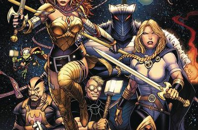 Asgardians of the Galaxy #1