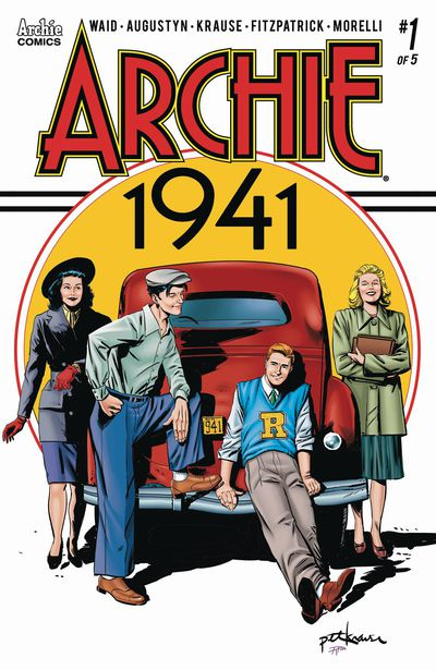 Archie 1941 #1 (of 5) (Cover A – Krause)