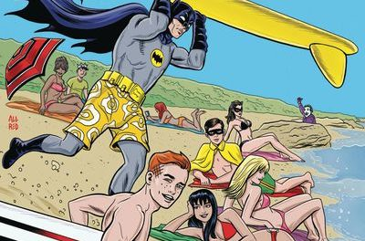 Archie Meets Batman 66 #3 (Cover A – Allred)