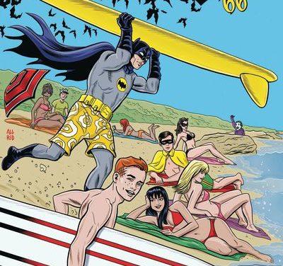 Archie Meets Batman 66 #3 (Cover A – Allred)