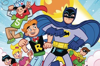 Archie Meets Batman 66 #3 (Cover B – Baltazar)
