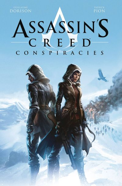Assassins Creed Conspiracies #2 (of 2)