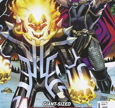 Avengers #5 (2nd Printing)