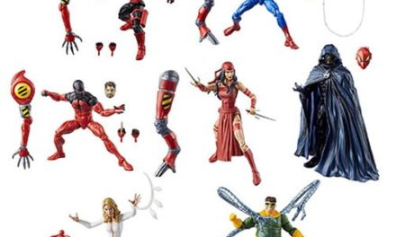 Amazing Spider-Man Marvel Legends Series Action Figures Wave 10 Case – Free Shipping