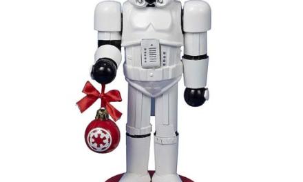 Star Wars Stormtrooper 10-Inch Nutcracker