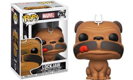 Inhumans Lockjaw Pop! Vinyl Figure #257