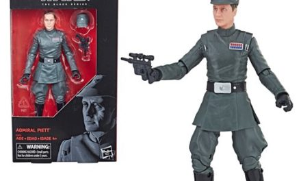 Star Wars The Black Series Admiral Piett 6-Inch Action Figure – Exclusive