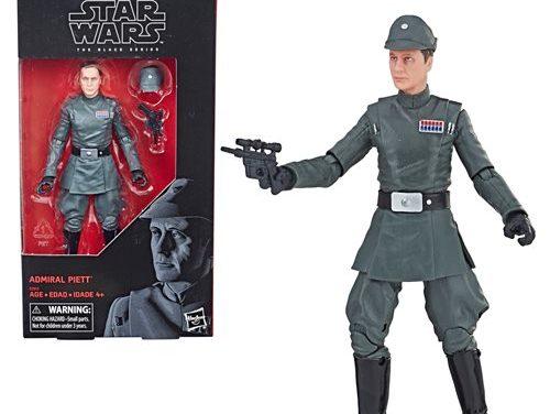 Star Wars The Black Series Admiral Piett 6-Inch Action Figure – Exclusive