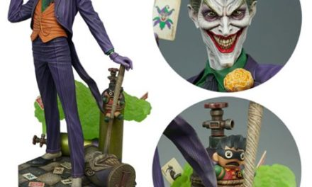DC Super Powers Collection Joker Maquette Statue – Free Shipping