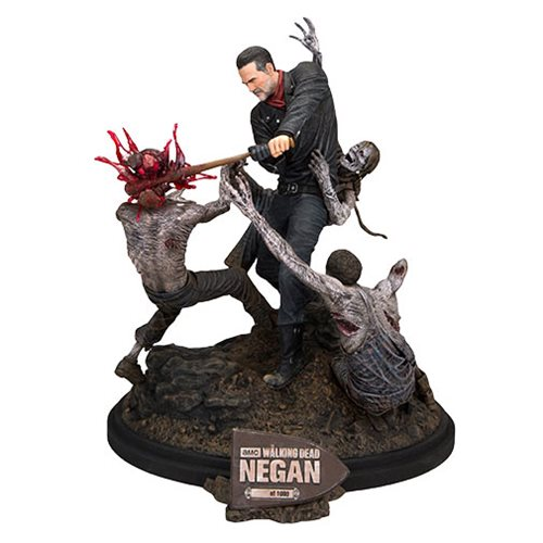 The Walking Dead TV Negan Limited Edition Resin Statue – Free Shipping
