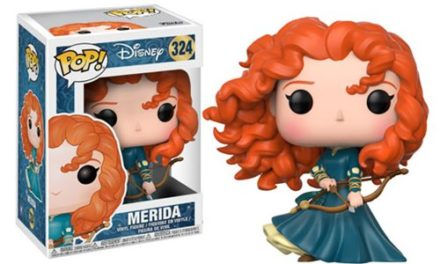 Brave Merida Pop! Vinyl Figure #324