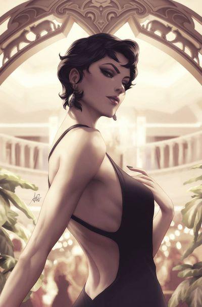 Catwoman #3 (Lau Variant)
