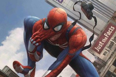 Amazing Spider-Man Annual #1 (Chan Spider-Man Video Game Variant)
