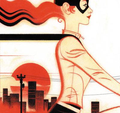 Batgirl #26 (Middleton Variant)
