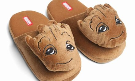 Guardians of the Galaxy Groot Slippers