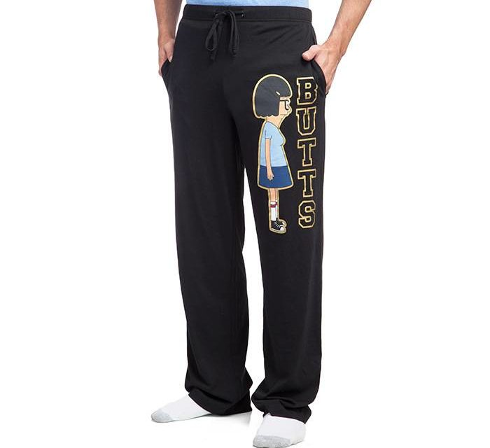 Bob's Burgers Butts Lounge Pant