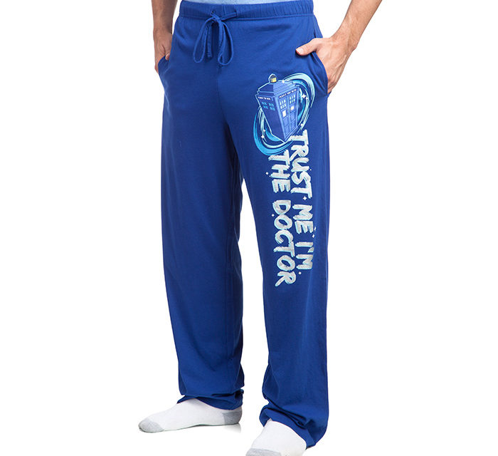 Doctor Who Trust Me Lounge Pant