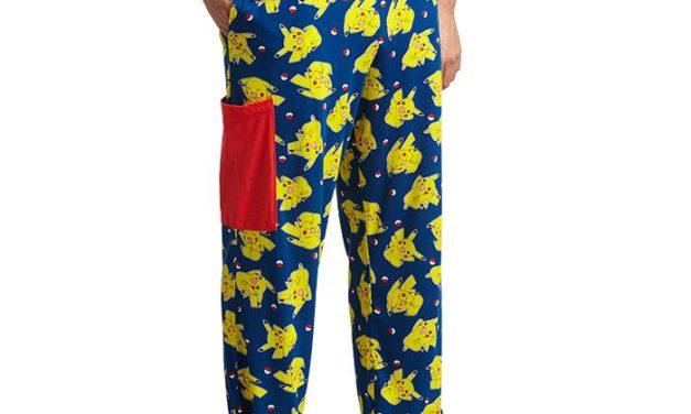 Pokémon Pikachu Toss Lounge Pant