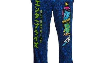 Star Trek Tokyo Invasion Lounge Pant