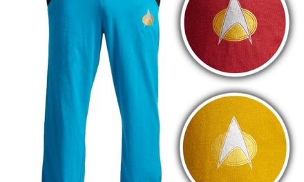 Star Trek TNG Uniform Lounge Pant
