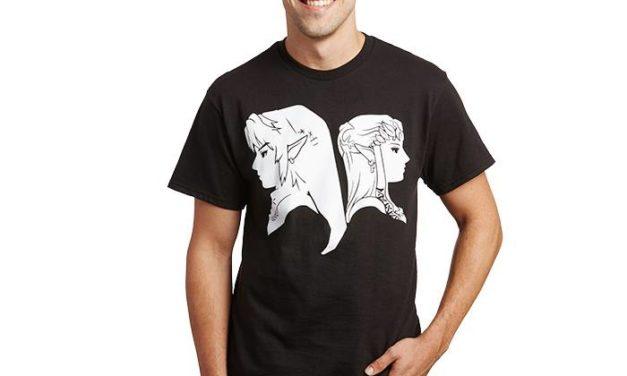 Legend of Zelda Time Heroes T-Shirt – Exclusive