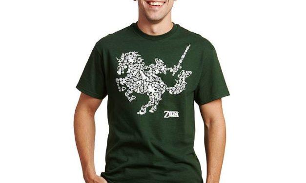 Legend of Zelda Epona T-Shirt – Exclusive