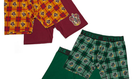 Harry Potter House Boxer Brief 2pk