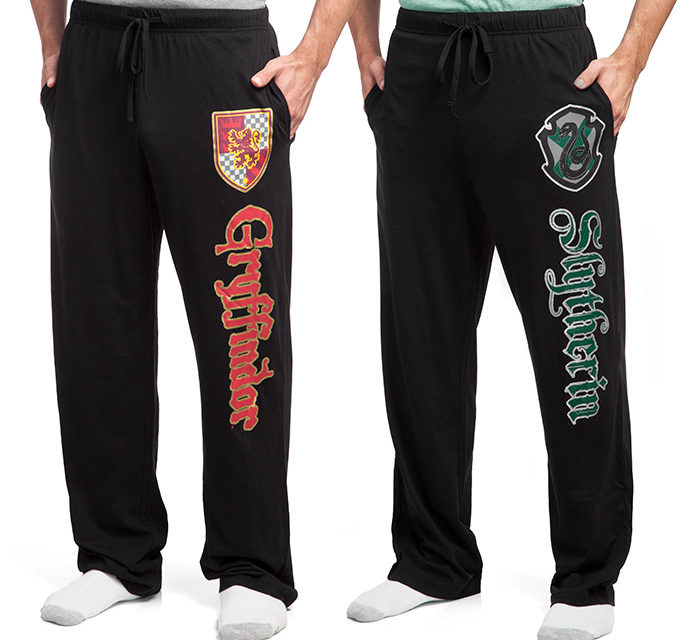 Harry Potter House Crest Lounge Pants