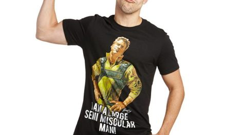 Firefly Semi-Muscular T-Shirt