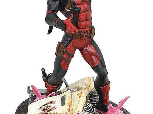 Marvel Gallery Deadpool Ex Taco Truck Diorama