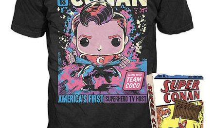 Conan Boxed Shirt – Pop Tees: Conans Cosmic Comic