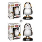 Star Wars: The Last Jedi Porg Pop! Vinyl Bobble Head #198