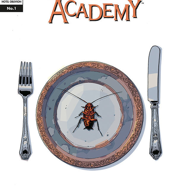 The Umbrella Academy: Hotel Oblivion #1