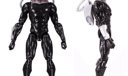 DC Essentials Black Manta Action Figure
