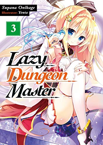 Lazy Dungeon Master: Volume 3