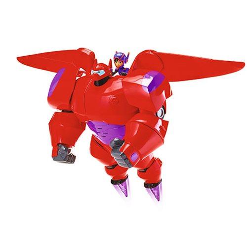 Big Hero 6 TV Series Flame-Blast Flying Baymax Action Figure