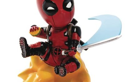 Marvel Comics Deadpool Ambush MEA-004 Mini Egg Attack Vinyl Figure – Previews Exclusive