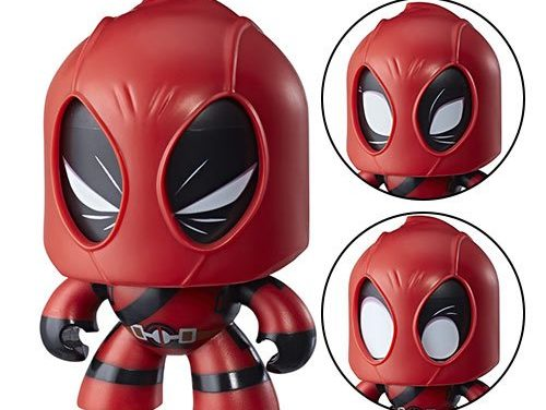 Marvel Mighty Muggs Deadpool Action Figure