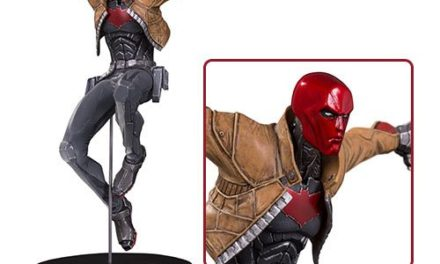 DC Designer Series Red Hood by Kenneth Rocafort Statue – Free Shipping