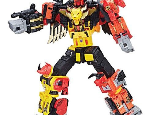 Transformers Generations Power of the Primes Predaking – Free Shipping