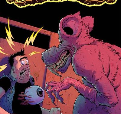 Bully Wars #2 (Cover C – Allison)