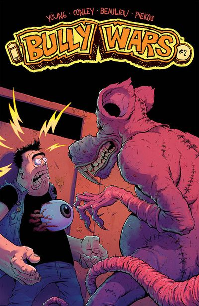 Bully Wars #2 (Cover C – Allison)