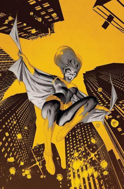 Batgirl #28 Foil